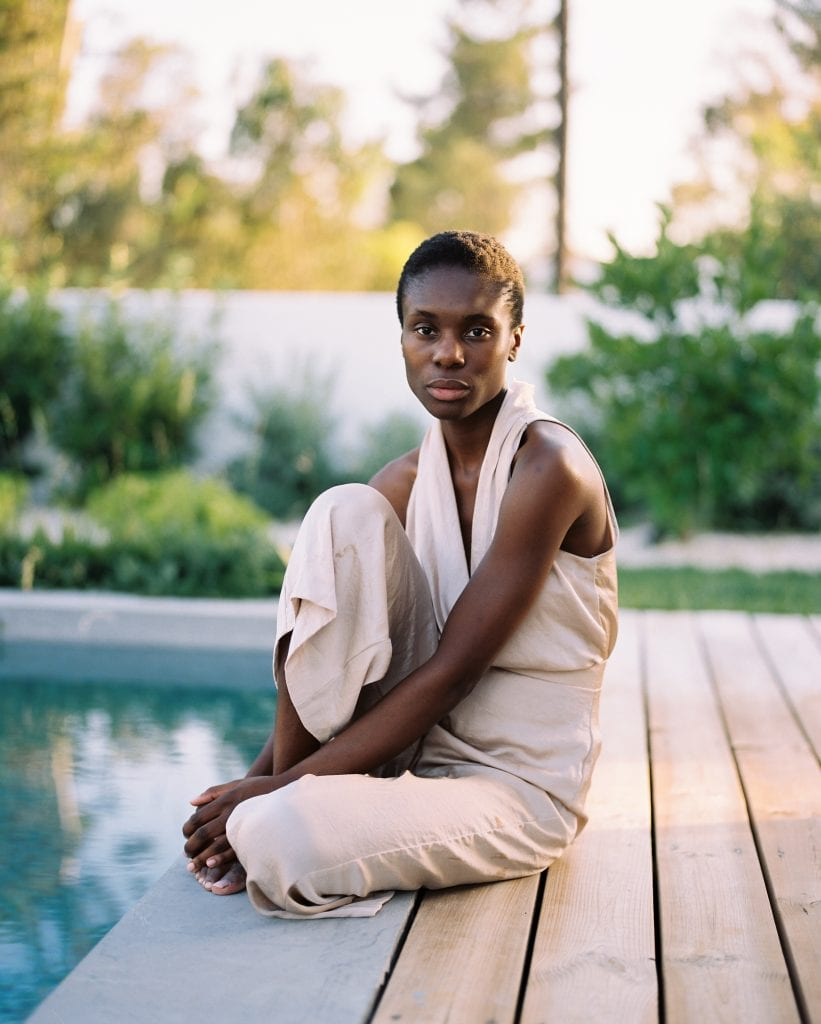 Balancia Films, Stephanie Bola, evening light, filmandfriends, swimming pool, portugal, closeup